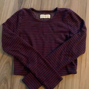 Abercrombie & Fitch crop top